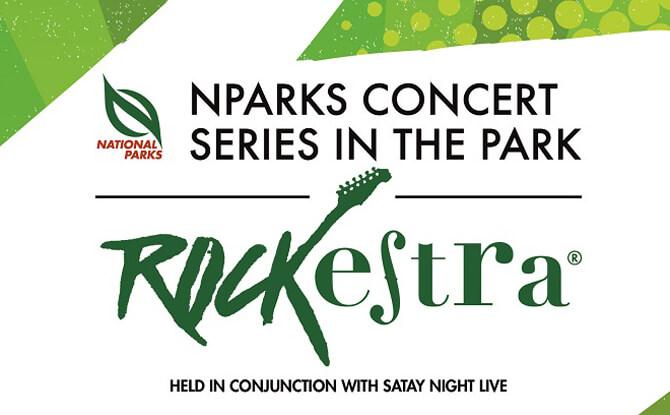 NParks Rockestra