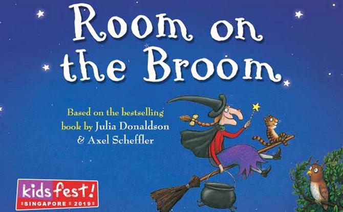 KidsFest 2019: Room on the Broom