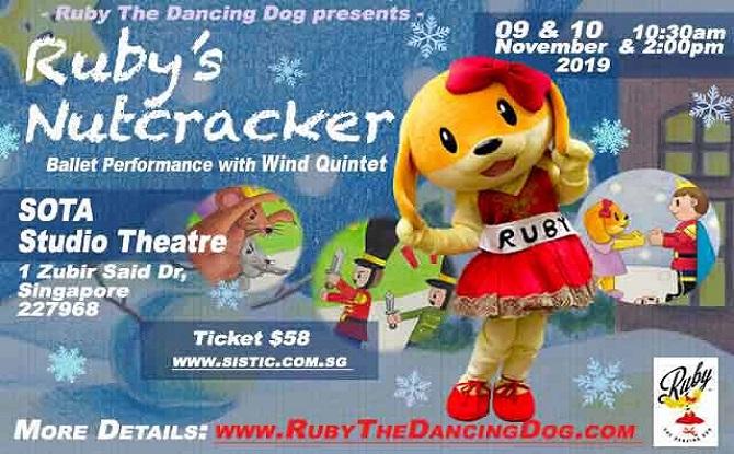Ruby's Nutcracker