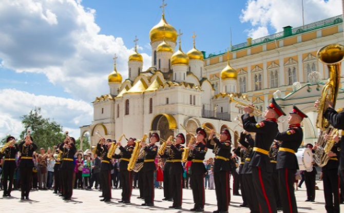 Russian National Musical Day 2018 1