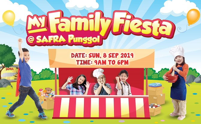 SAFRA Punggol My Family Fiesta