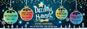 Dazzling Moments at SAFRA Tampines