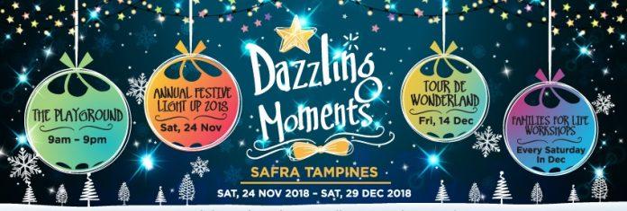 Dazzling Moments at SAFRA Tampines