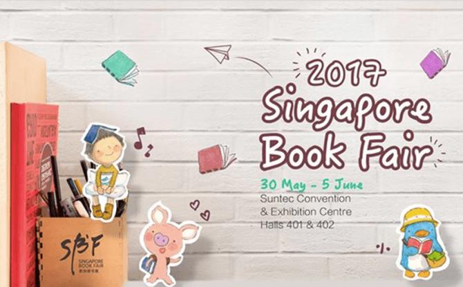 Singapore Book Fair 2017