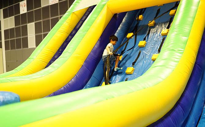 SmartKids Asia 2017: Bouncy Castle Fun