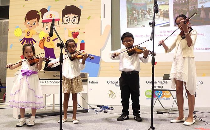 SmartKids Asia: Talent Time Contest