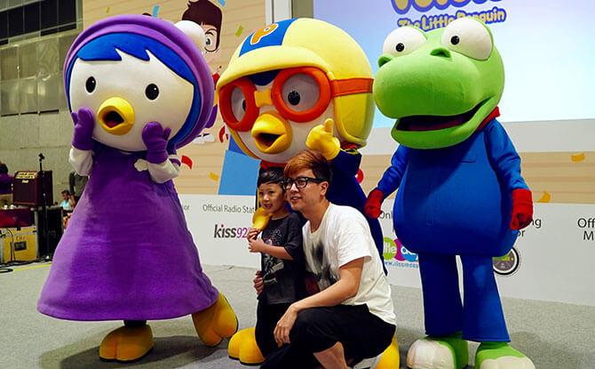 SmartKids Asia 2017: Meet & Greet Pororo & Friends