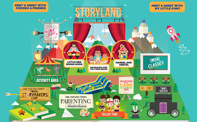 SmartKids Asia 2017: Storyland