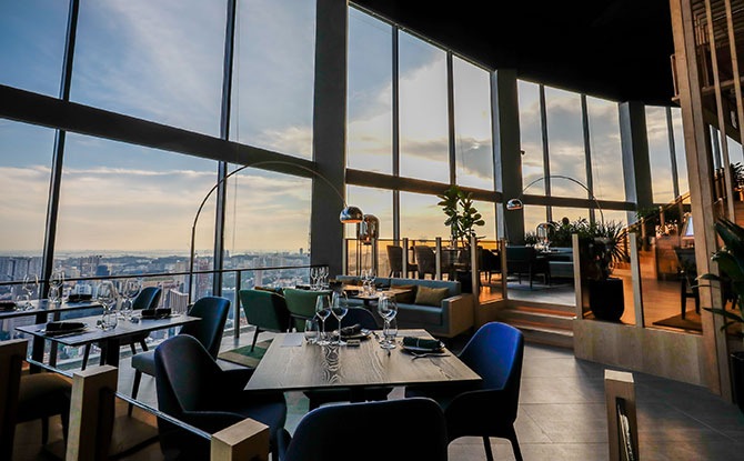 Restaurants With Stunning Vistas
