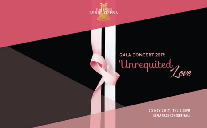SLO Gala Concert: Unrequited Love