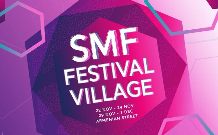 SMF Festival Village