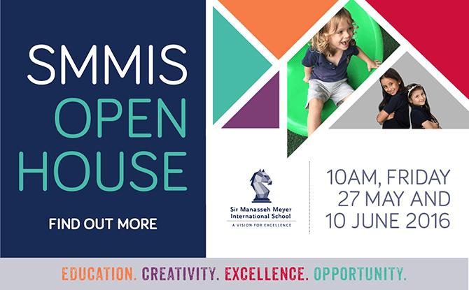 SMMIS Open House (10 June 2016)
