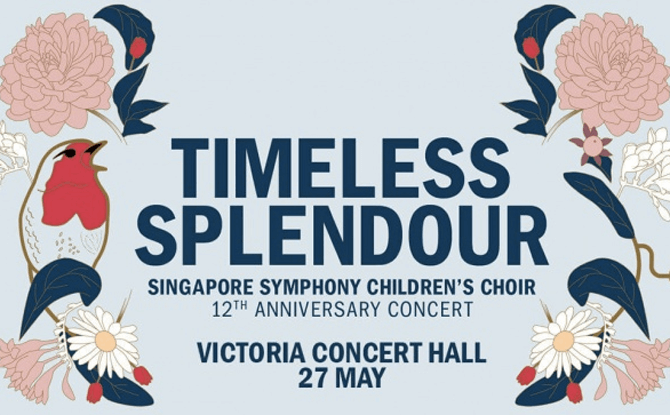 SSCC 12th Anniversary Concert: Timeless Splendour