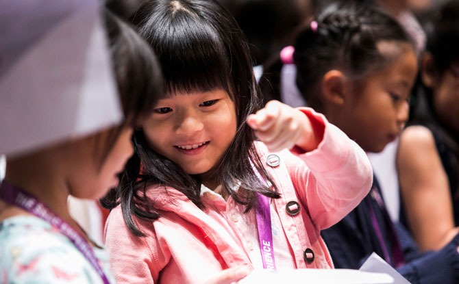 Singapore Symphony Children's Choir Experience & Auditions (Online)