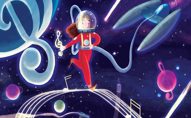 SSO An Intergalactic Adventure 1