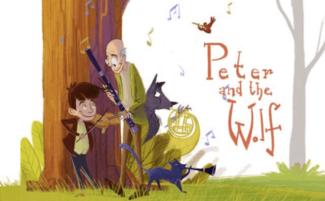 SSO Concerts for Children: Peter and the Wolf