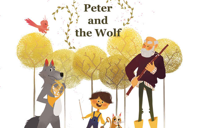 VCH Organ Series: Peter and the Wolf
