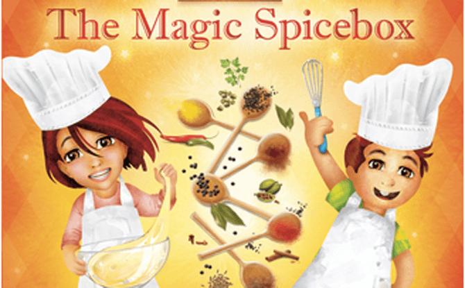 SWF3 Spices Have Superpowers workshop