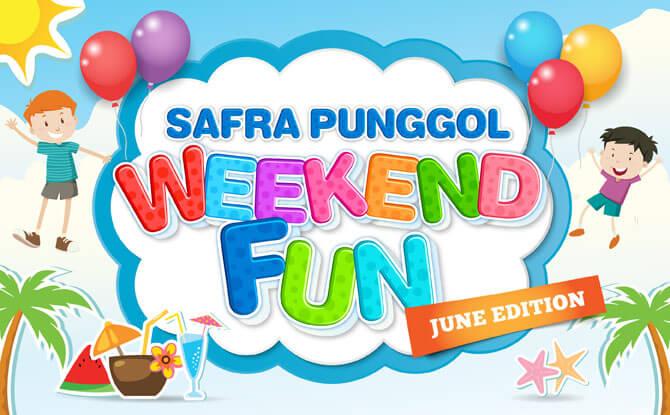 SAFRA Punggol Weekend Fun (June Edition)
