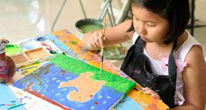 Safra Yishun Kids Art Jam