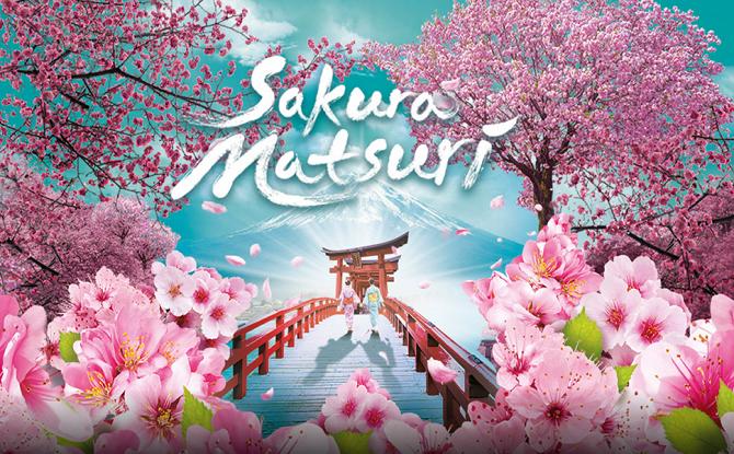 Sakura Matsuri 2019