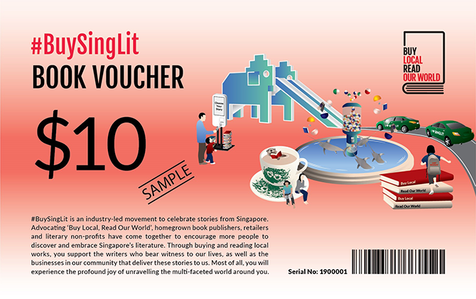 BuySingLit Book Vouchers