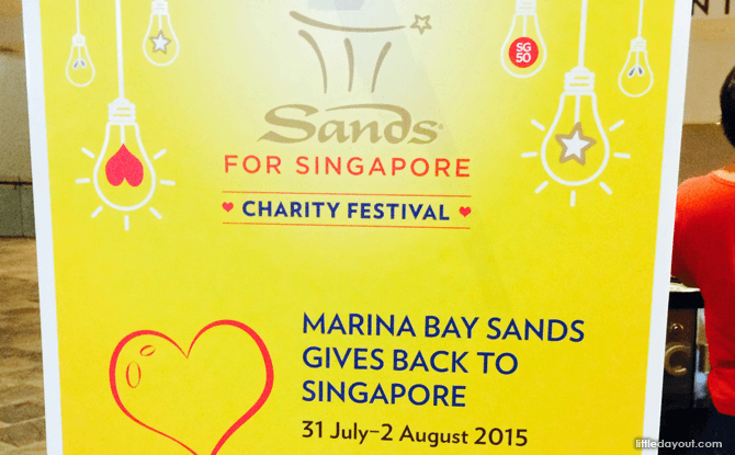 Sands For Singapore