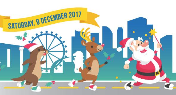 Santa Run for Wishes