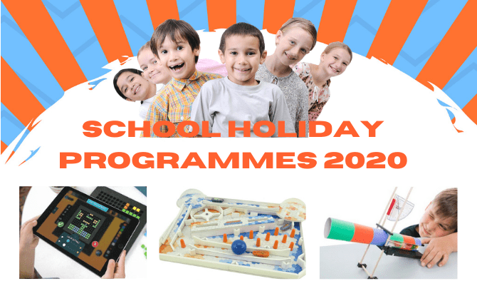 Science & Technology Holiday Programmes at Kaesac Learning Centre