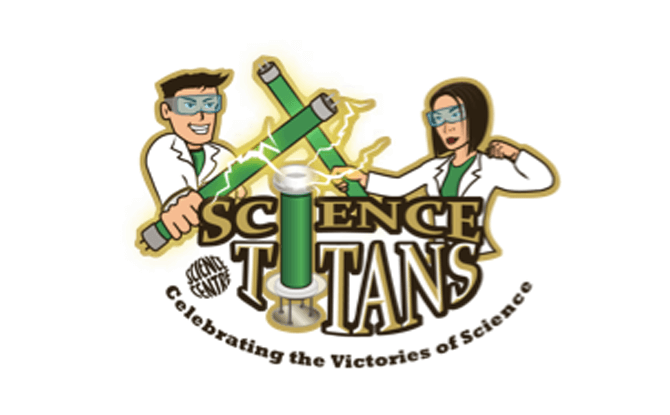 Science Titans: The Battle Against Germs