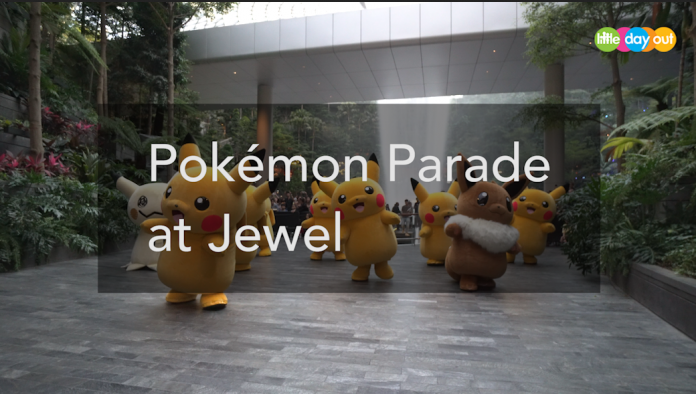 Pokemon Parade Jewel
