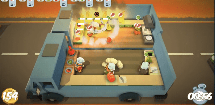Overcooked, PC Version, Is Available For Download For Limited Time