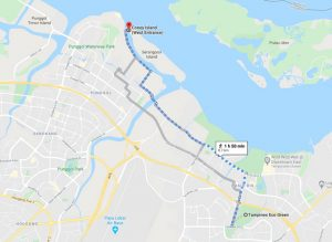 Tampines Cycling Route