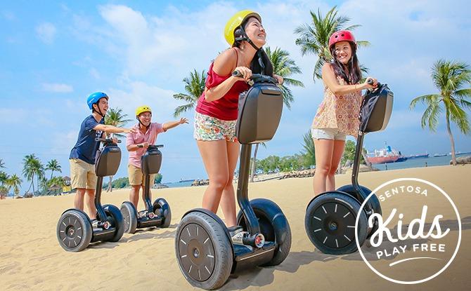 Gogreen Segway® Eco Adventure Segway Fun Ride