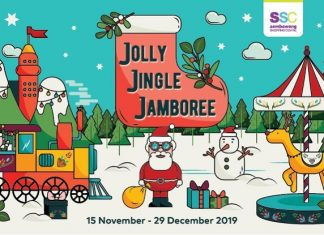 Jolly Jingle Jamboree@Sembawang Shopping Centre