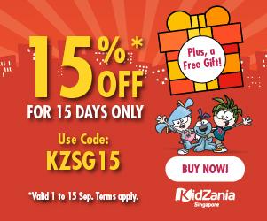 KZSG15 KidZania Discount Coe