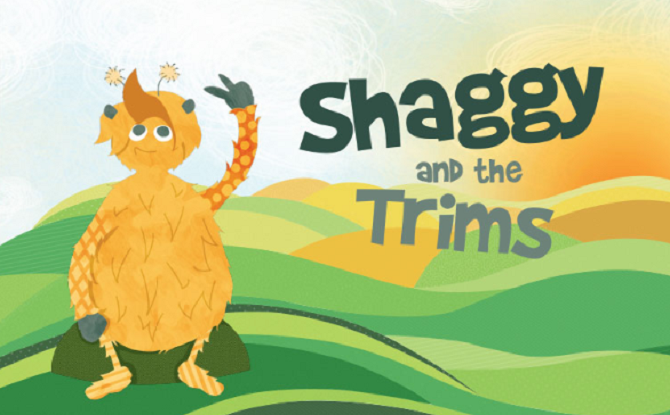PLAYtime! Shaggy and the Trims
