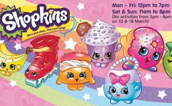 Meet & Greet Shopkins