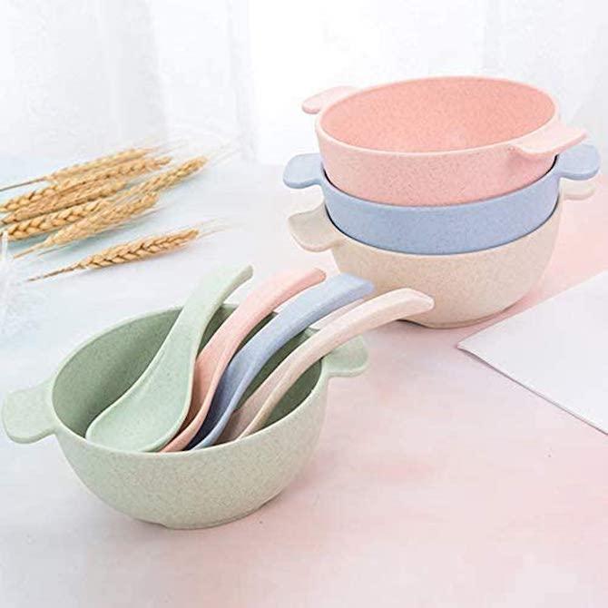Shopwithgreen Unbreakable Kids Bowls