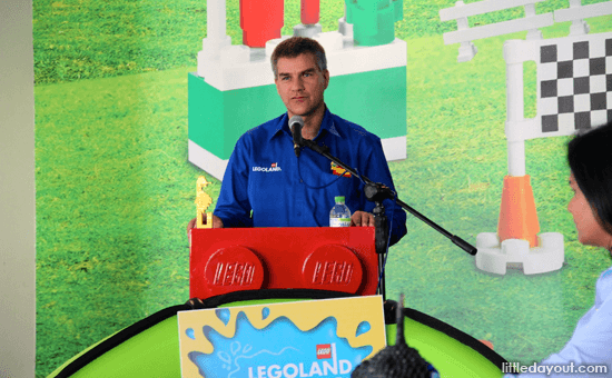 Siegfried Boerst Speech