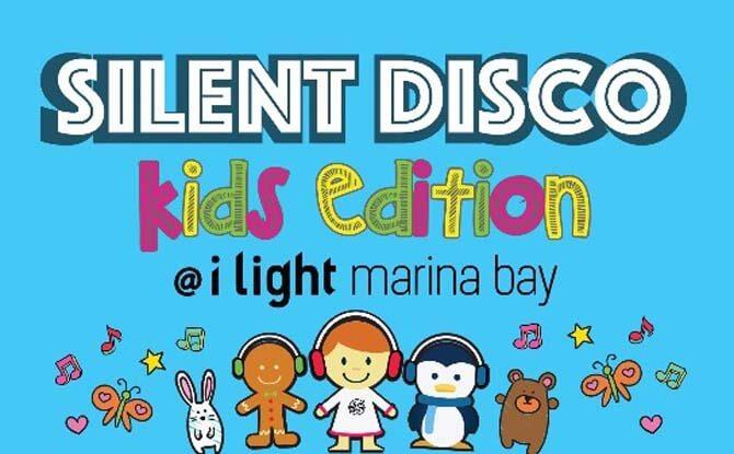 Silent Disco Kids Edition @ i Light Marina Bay 2017