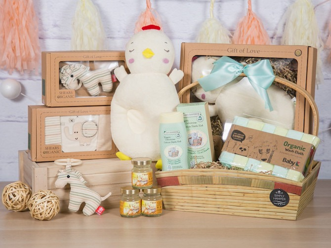 Simply Hamper Welcome to the World