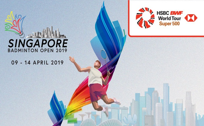 Singapore Badminton Open 2019