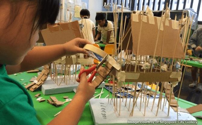 Architecture Experience Workshop: Building Stilt House – 24 June 2017