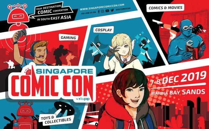 Singapore Comic Con 2019 e1575368775473 1
