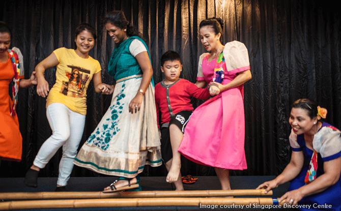 Singapore Discovery Centre International Friendship Day