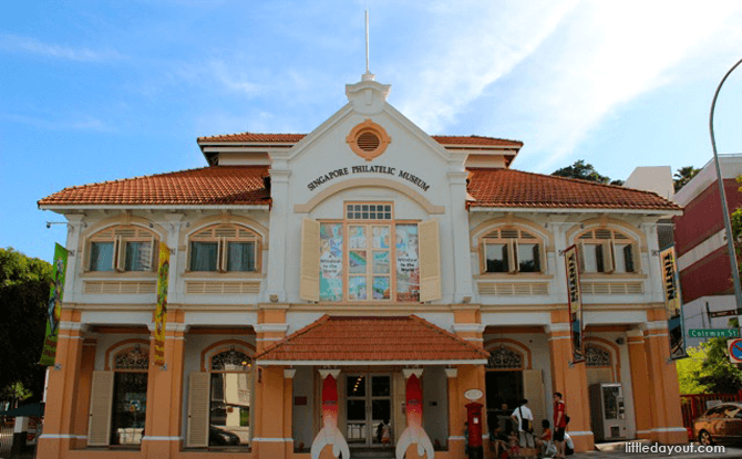 Singapore Philatelic Museum Back-to-School Open House
