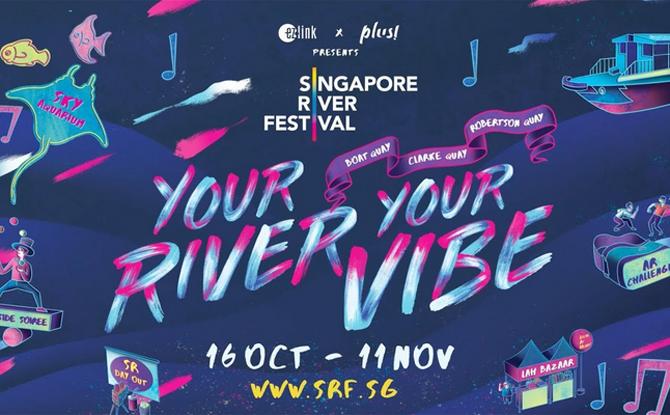Singapore River Festival 2018 1