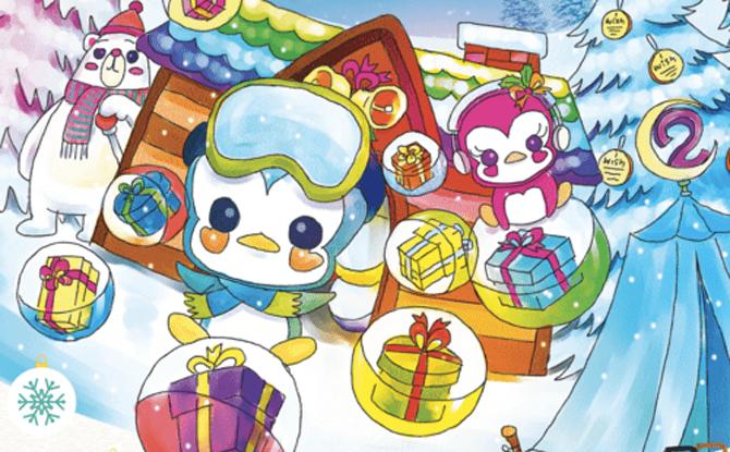 Sir Little Christmas Show at Seletar Mall