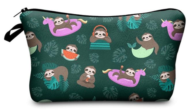 Sloth Series 2 Cosmetic Bag